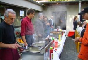 Gemeindefest_Grillen