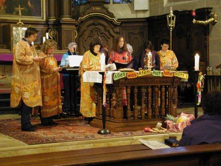 Frauen in der Kirche