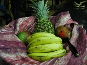 Afrikanische Früchte