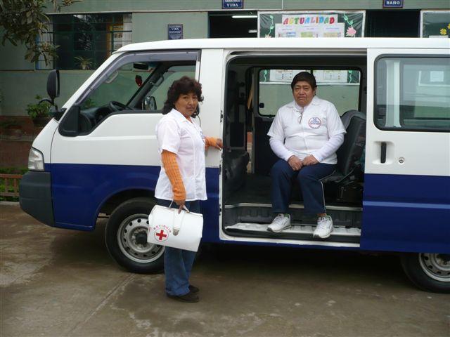 Ambulanz-Kombi