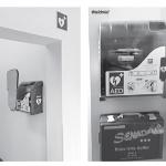 Defibrillatoren in den Gemeindenzentren