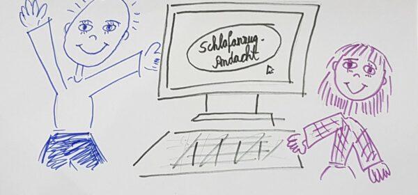 28.05.: Schlafanzugandacht online